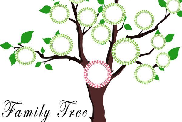 Family Tree (Grafik: patrisianovianti / pixabay.com)